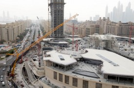 AED1.2 Billion Nakheel Mall 85% Complete