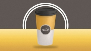 McDonald's launched a pilot project to use reusable coffee cups