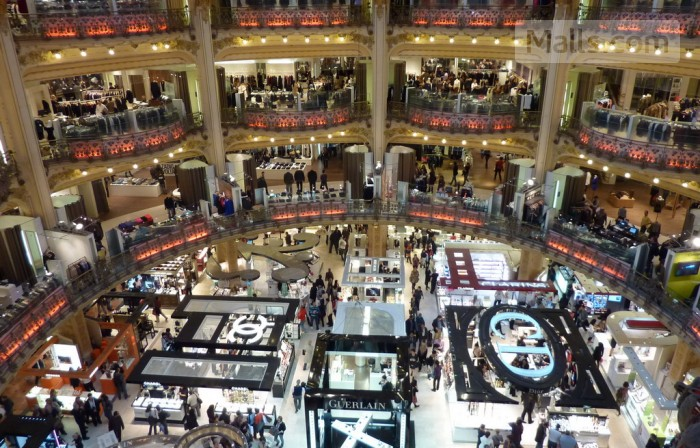 Bien connu Galeries Lafayette - mall in Paris region, France - Malls.Com XS44
