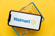 Walmart couriers deliver groceries directly to smart refrigerators