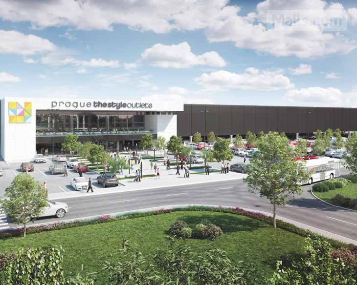 Prague The Style Outlets is introducing an exciting outlet retail offering