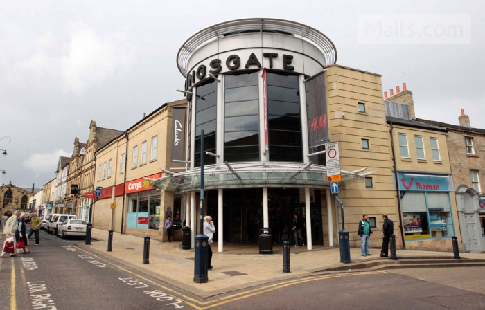 Kingsgate Shopping Centre photo