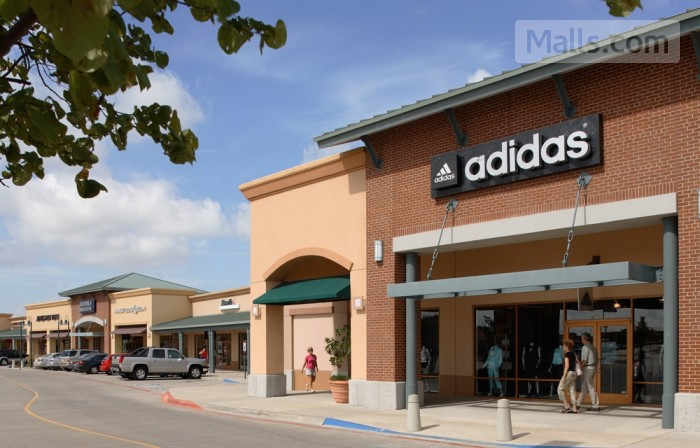 allen outlet mall adidas store