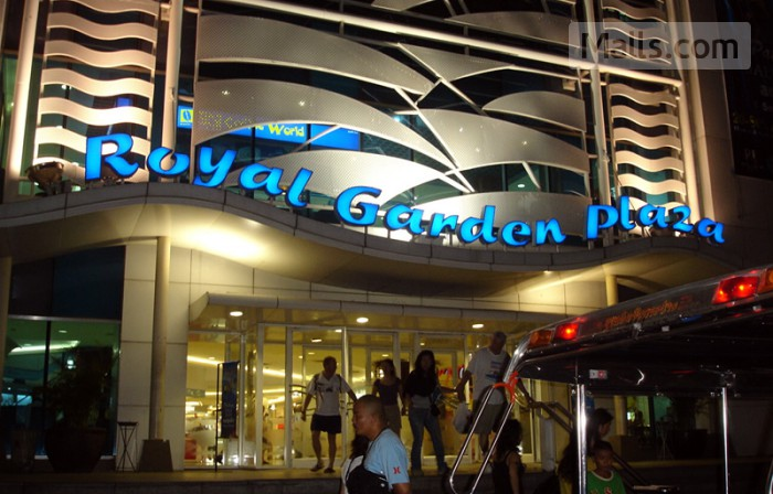 Royal Garden Plaza Pattaya photo