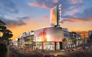 $ 100 million will be invested in the reconstruction of the legendary mall on the Hollywood Walk of Fame