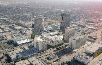 The Reef mixed-use complex in L.A. approved