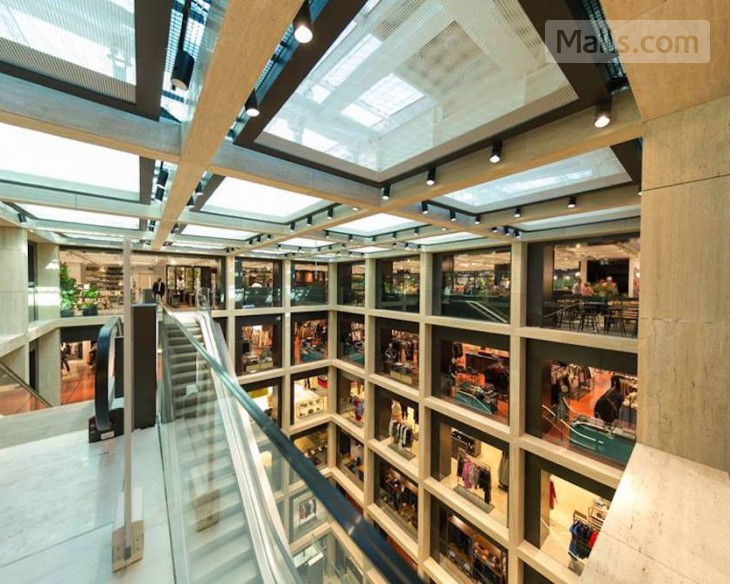 Rinascente Reopens In Rome Centre