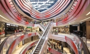 New Loom Bielefeld Shopping Center Opens