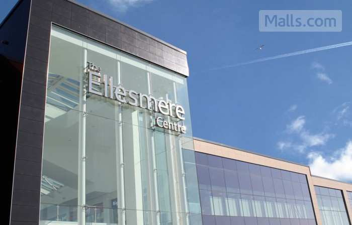 Ellesmere Shopping Centre photo