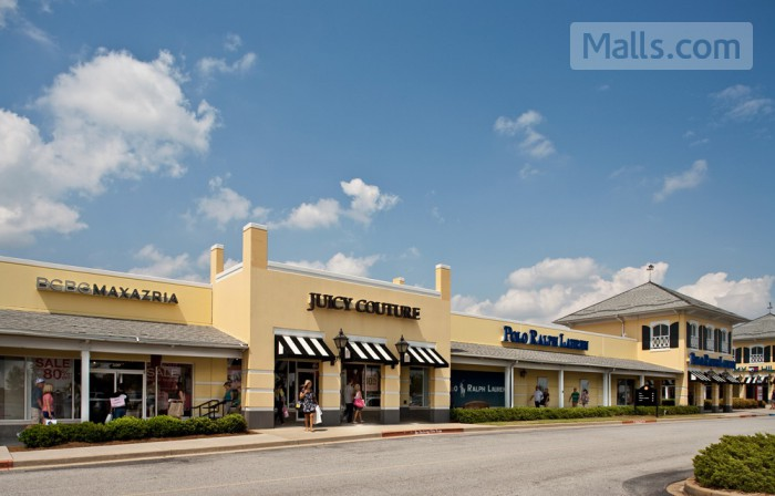 Gaffney Premium Outlets photo №1
