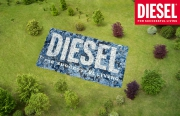 Diesel introduces a new sustainable denim collection