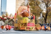 Traditional Macy's parade deflated, but not giving in to the pandemic