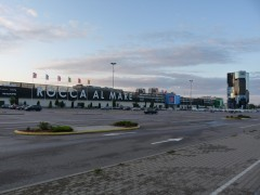 The Rocca al Mare Shopping Centre