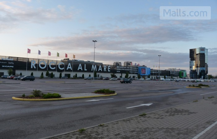 The Rocca al Mare Shopping Centre photo