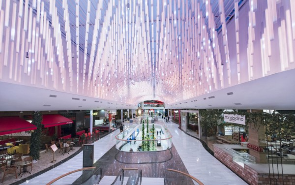 Westfield Mall Brand Debuts in Continental Europe