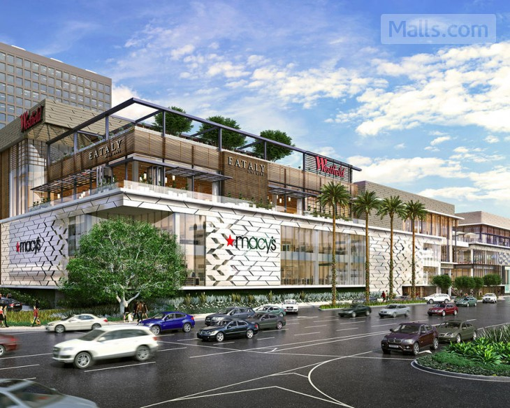 $800 Million Dollar Westfield Century City Mall Project Underway