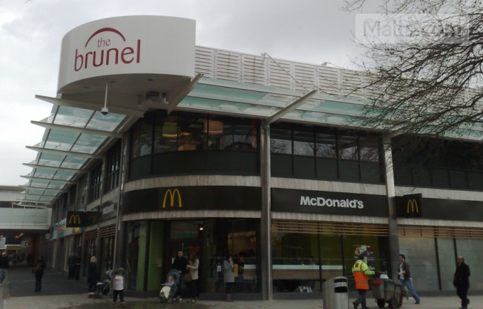 Brunnel Shopping Centre photo №1