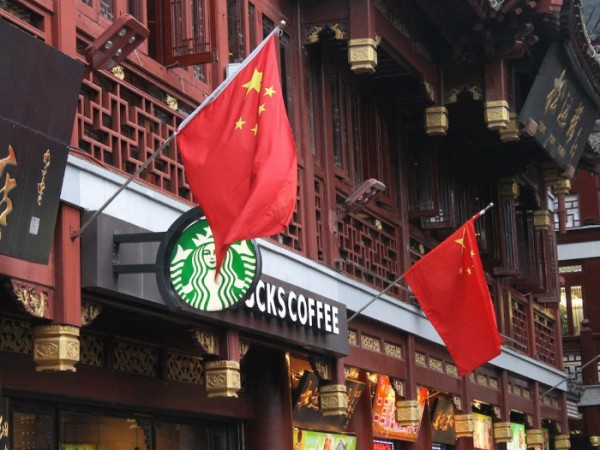 H&M, Starbucks and McDonald's are closing in China