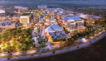Another Sprawling Development Planned For Booming Dallas Area