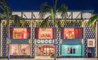 Gucci Opens its First Restaurant in the United States