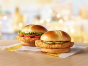 McDonald's Is Testing a New Chicken Burger