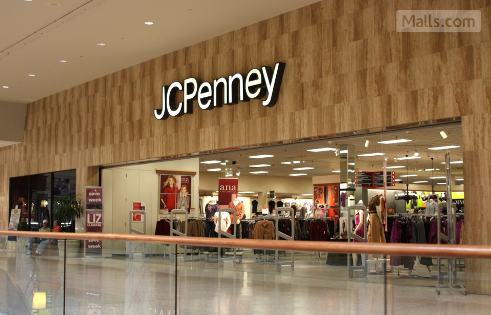 JCPenney home furniture & patio stores in USA Malls