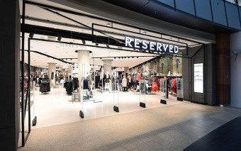 The First RESERVED Store Will Open In Slovenia