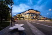 ALEJA shopping center has opened in Ljubljana