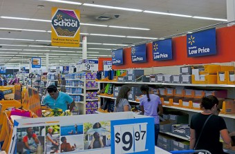 Droves Of Shoppers Plan To Make Back-To-School Purchases In Person