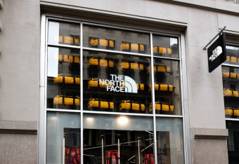 The North Face Opens a Store in a New Concept in New York