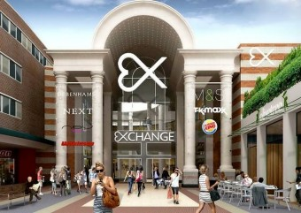 Exchange, Ilford retail boosted by Crossrail