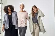 Stylus is a new brand of women's clothing from J.C. Penney for the pandemic era