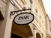 Zsar Outlet Village is open