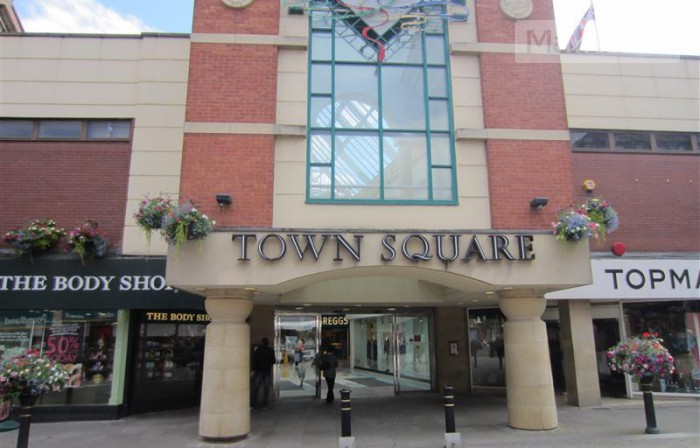 Spindles Town Square Shopping Centre photo
