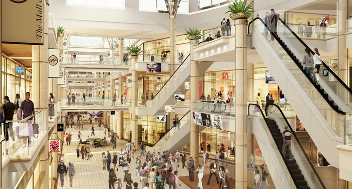 The Mall at Bay Plaza photo №2