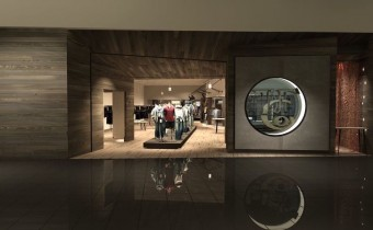 Abercrombie & Fitch Reveals New Store Concept