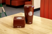 Burger King will offer burgers and drinks in reusable containers