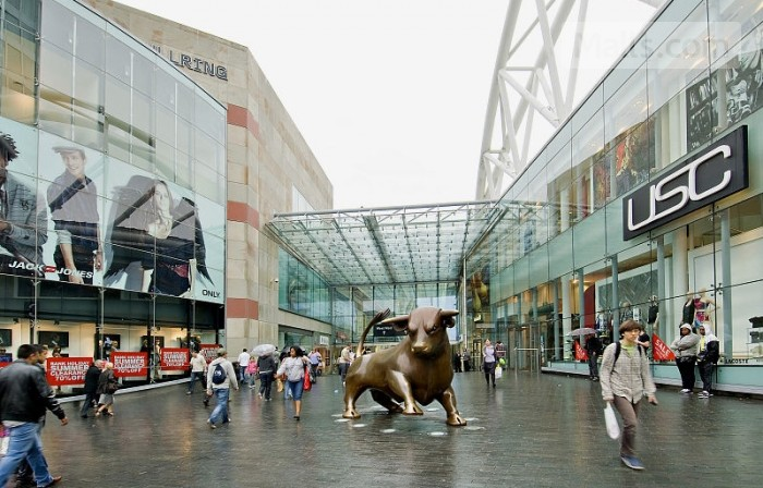 Bull Ring Shopping Centre photo