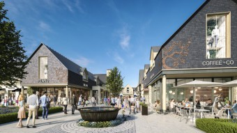 Plans Unveiled for a New Designer Outlet Village