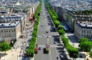 Champs-Elysées to be transformed into a giant garden