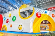 M&M'S opens new interactive store at Mall of America
