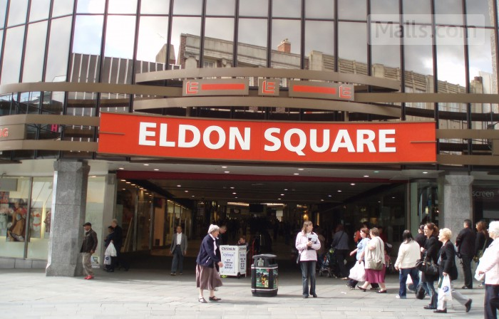 Eldon Square Shopping Centre photo №1