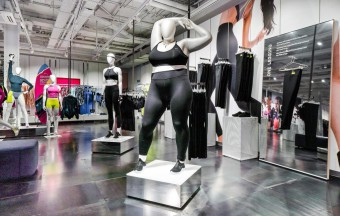 Nike Presents New Clothing Sizes