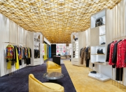 Versace opened a flagship store in Beijing