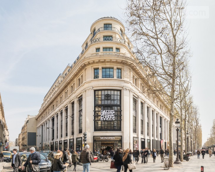 Gallery Lafayette Presents Major New Store in Paris