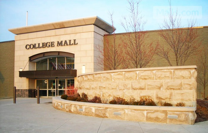 College Mall photo