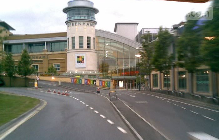 Festival Place Shopping Centre photo