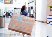 Primark Store has Turned Visitors into its Advertising