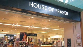 House of Fraser reveals new 5-year plan