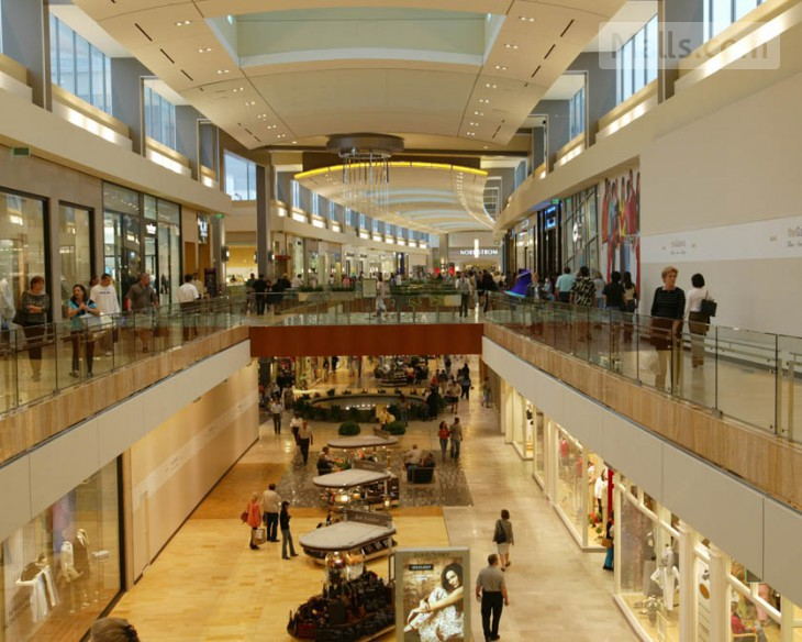 Houston's Galleria Attracts Millions Of Visitors Annually